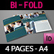 Company Brochure Bi-Fold Template Vol.26 - GraphicRiver Item for Sale