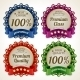 Ribbon Labels Set - GraphicRiver Item for Sale