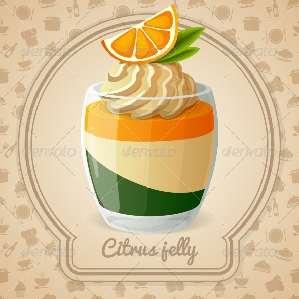 GraphicRiver Citrus Jelly Card 7606536