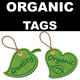 Organic Tags - GraphicRiver Item for Sale