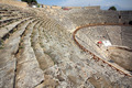 ancient amphitheater in Turkey - PhotoDune Item for Sale