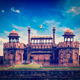 Red Fort (Lal Qila). Delhi, India - PhotoDune Item for Sale