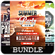 Summer - Flyers Bundle - GraphicRiver Item for Sale