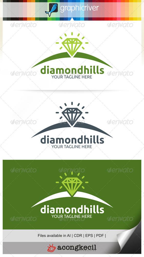 GraphicRiver Diamond Hills 7614880