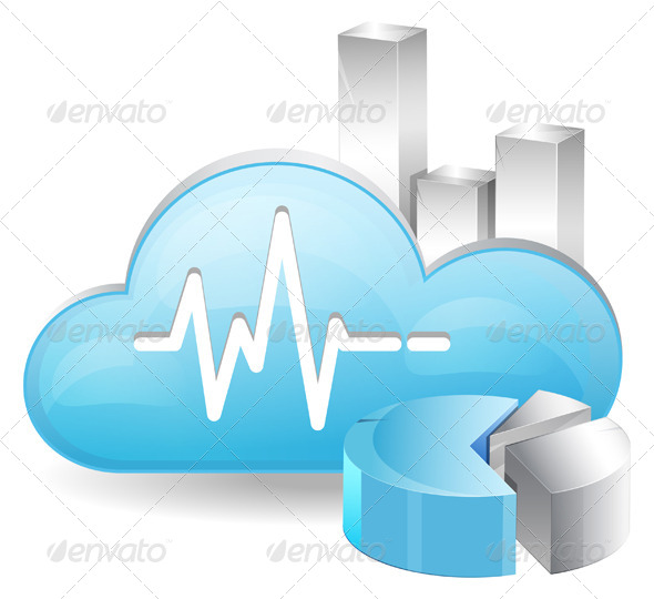 GraphicRiver High Performance Cloud Technology 7614941
