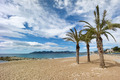 beautiful Beach of Cannes, France - PhotoDune Item for Sale