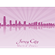 Jersey City Skyline - GraphicRiver Item for Sale