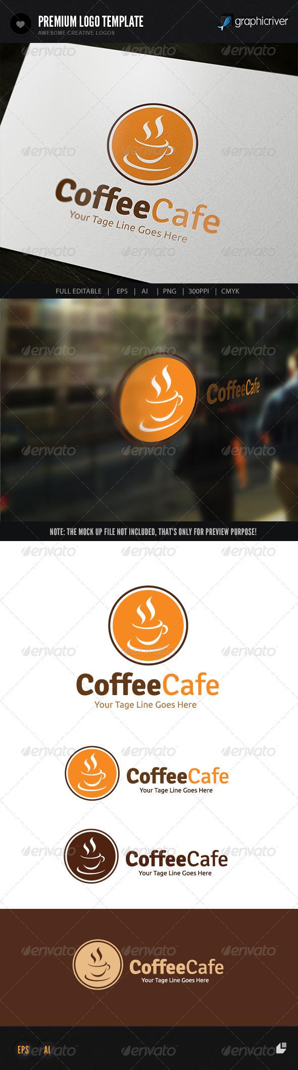 GraphicRiver Coffee Cafe 7629780
