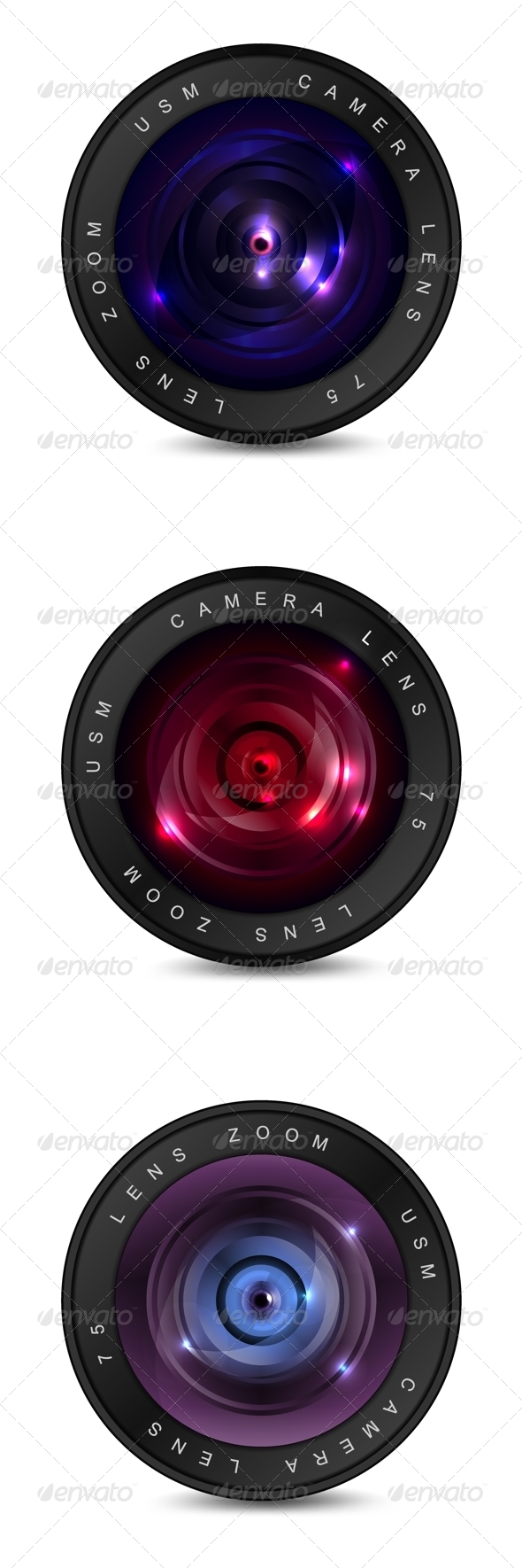 GraphicRiver Camera Lens 7629872