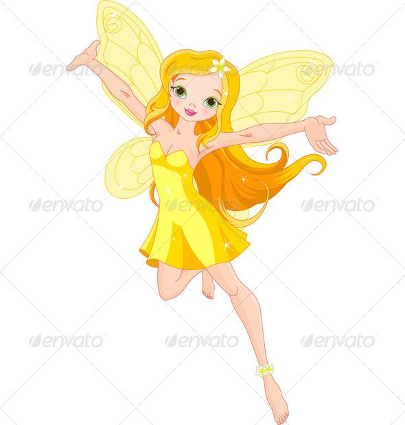 GraphicRiver Fairy 7631188