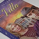 The Villa - Book Cover Template - GraphicRiver Item for Sale