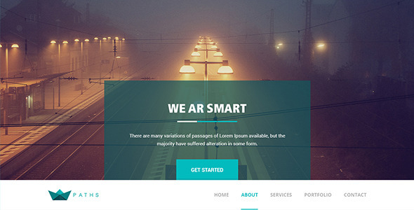 ThemeForest PATHS 7633197