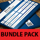 Corporate Business Card Bundle Pack 01 - GraphicRiver Item for Sale