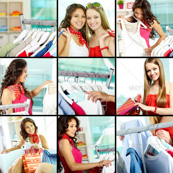 Shopping - Stock Photo - Images