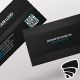 Dark Corporate Business Card 84 - GraphicRiver Item for Sale