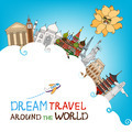 Dream Travel Around The World - PhotoDune Item for Sale