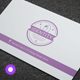 Minimal Business Card 026 - GraphicRiver Item for Sale