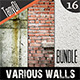 Various Walls | Bundle - GraphicRiver Item for Sale