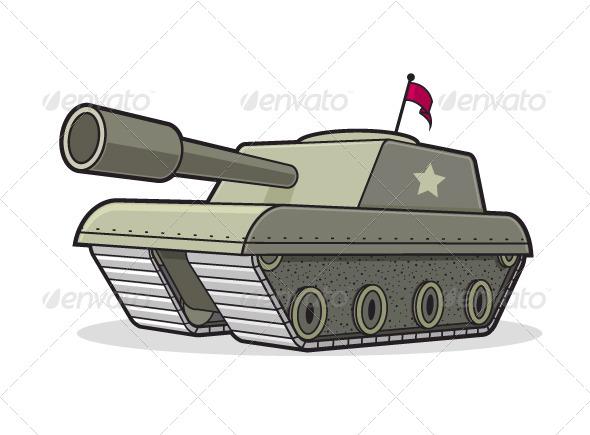 GraphicRiver Tank 7646823