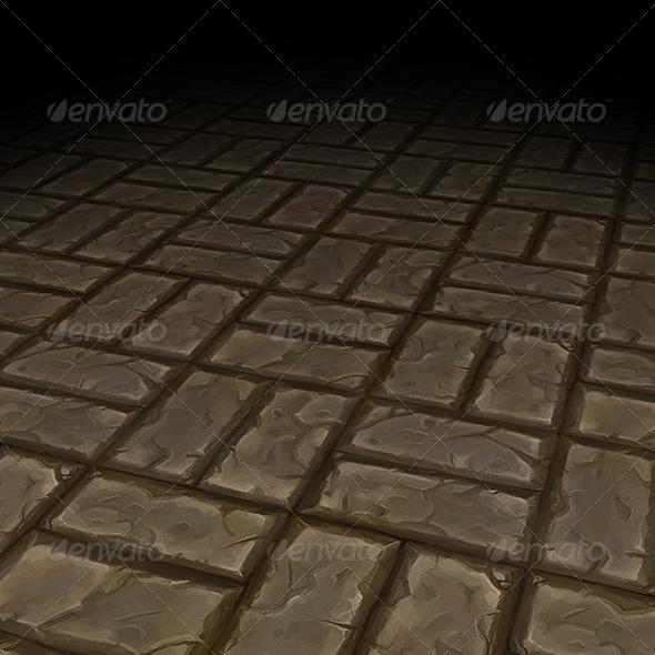 3DOcean Stone Floor Texture Tile 03 7647818