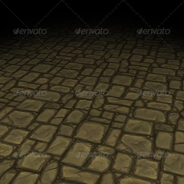 3DOcean Stone Floor Texture Tile 07 7647832