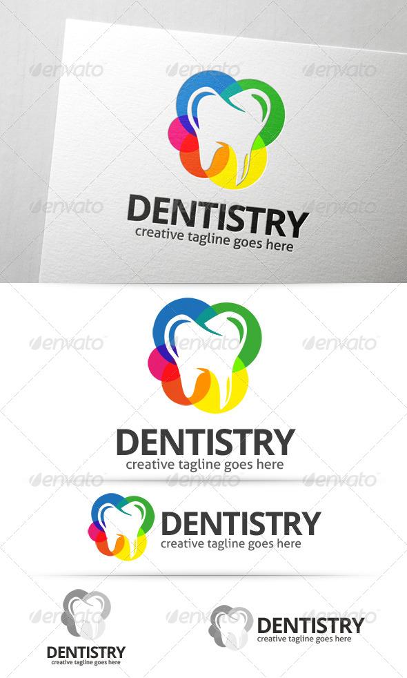GraphicRiver Dentistry Logo 7650454
