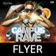 Campus Rave Flyer Template - GraphicRiver Item for Sale