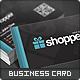 Shopper Business Card - GraphicRiver Item for Sale
