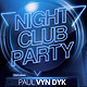 Nightclub Party Flyer v2 - GraphicRiver Item for Sale