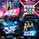 Music CD Cover Mega Bundle 2 - GraphicRiver Item for Sale