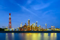 Refineries on a River - PhotoDune Item for Sale