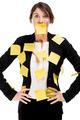 Woman with yellow paper notes - PhotoDune Item for Sale