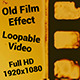 Old Film Effect - VideoHive Item for Sale