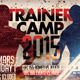 Trainer Camp Flyer Template - GraphicRiver Item for Sale