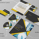 Portolio Corporate Stationary Pack - GraphicRiver Item for Sale
