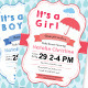 Baby Shower Template - Vol. 2 - GraphicRiver Item for Sale