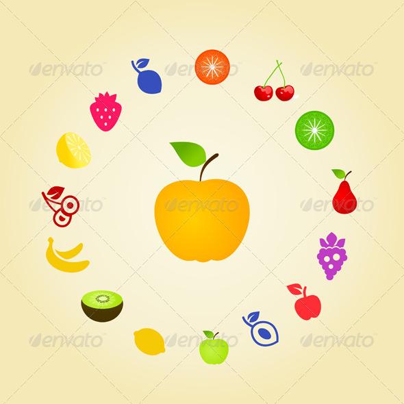 GraphicRiver Fruit 7666998