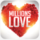 Millions Love Flyer - GraphicRiver Item for Sale
