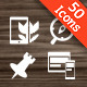 SEO Webmaster Icons - GraphicRiver Item for Sale