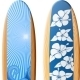 Wooden Surfboards - GraphicRiver Item for Sale