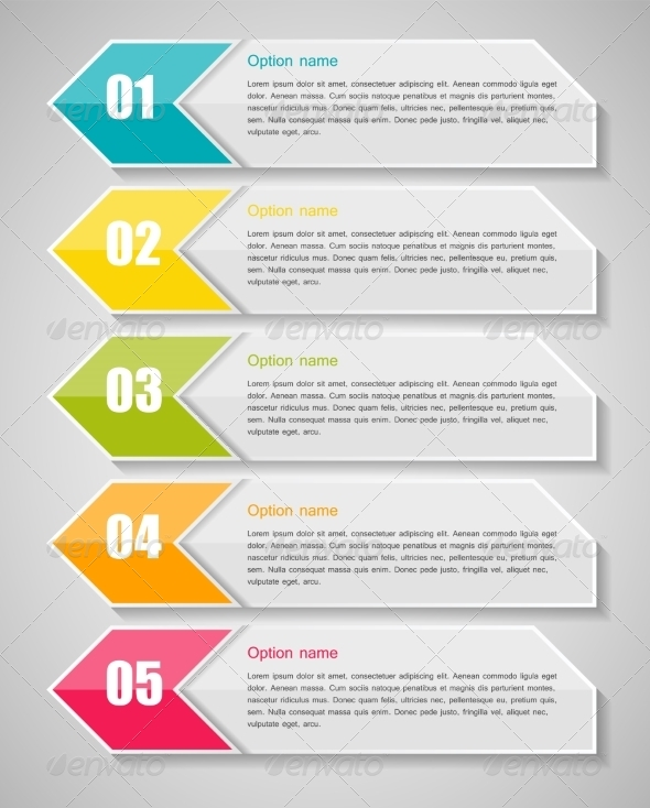 GraphicRiver Infographic Templates for Business 7671153