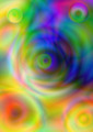 Blurry Colorful Circles  - PhotoDune Item for Sale