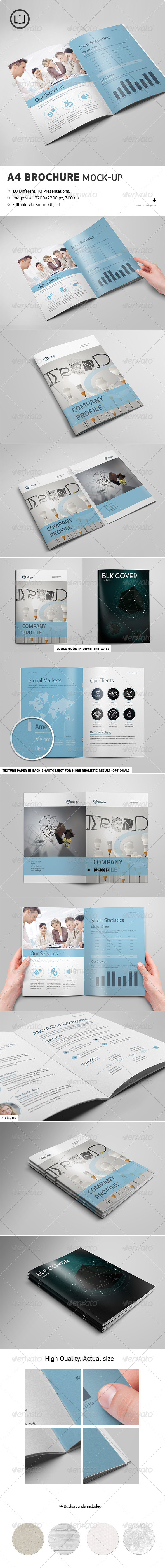 GraphicRiver Brochure Catalog Mock-Up 7672767