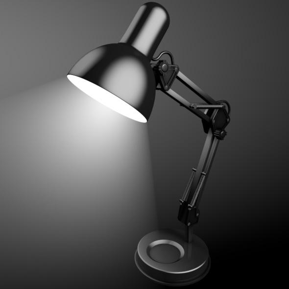 3DOcean Lamp 7673868
