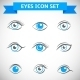 Eyes Icons Set - GraphicRiver Item for Sale