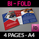 Logistic Company Brochure Bi Fold Template Vol.3 - GraphicRiver Item for Sale