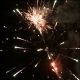 Fireworks From The Side - VideoHive Item for Sale
