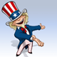 Uncle Sam - Presenting - GraphicRiver Item for Sale