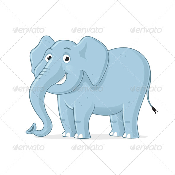 GraphicRiver Elephant 7685851