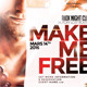 Make Me Free Flyer - GraphicRiver Item for Sale